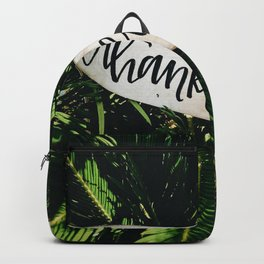 Thankful Botanical (Color) Backpack
