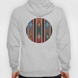 American Native Pattern No. 187 Hoody