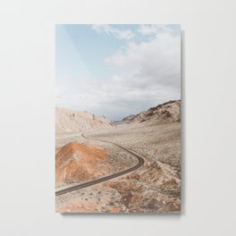Valley of Fire | Pt. 1 Metal Print