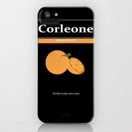 Family Recipe iPhone Case