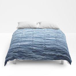Calm Deep Ocean Comforters