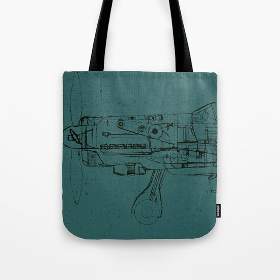FW - 190 (Colour) Tote Bag