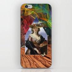 Aristocratic Woman iPhone & iPod Skin
