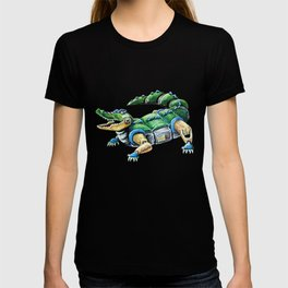 Chomp the Robo-Gator T-shirt