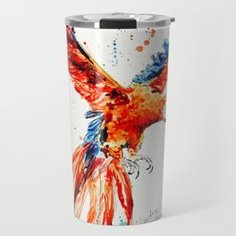 The Macaw Travel Mug