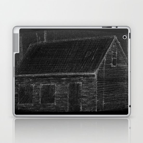 """The Mathers House"" by Matthew Vidalis Laptop & iPad Skin"
