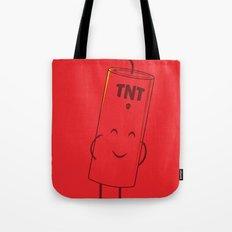 Take Cover Tote Bag