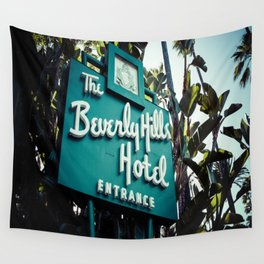 Beverly Hills Hotel, No. 2 Wall Tapestry