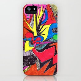 more cosmic happenstance iPhone Case