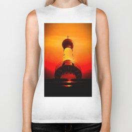 Lighthouse romance Biker Tank
