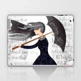 THE COVENANTER'S WIDOW Laptop & iPad Skin