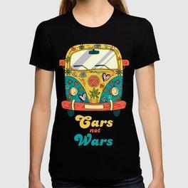 Cars Not Wars T-shirt