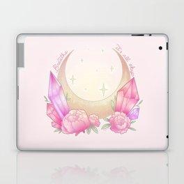Breathe. it's all okay Laptop & iPad Skin