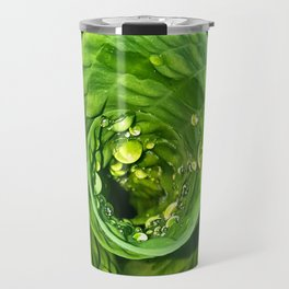 Spiral Drops Travel Mug