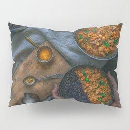 Best Damn Coconut Curry Pillow Sham