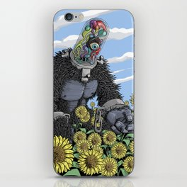 The Unshackled Dream iPhone Skin