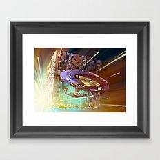Futile Framed Art Print