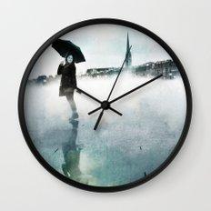 La Danse de la Pluie II Wall Clock