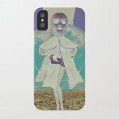 UNIVERSOS PARALELOS 004 Slim Case iPhone X