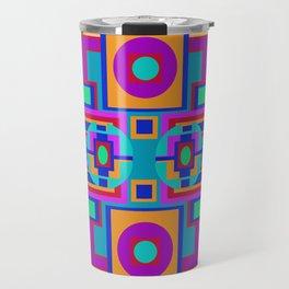 PATTERN 3 Travel Mug