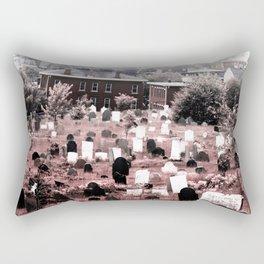 Portland Rose Rectangular Pillow