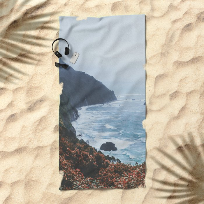 New Zealand IV Beach Towel