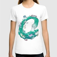 splash T-shirts featuring Splash! by opertura