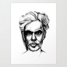 jarmusch Art Print