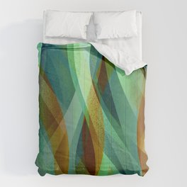 Abstract background G135 Comforters