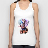returns Tank Tops featuring Alice madness returns by ururuty