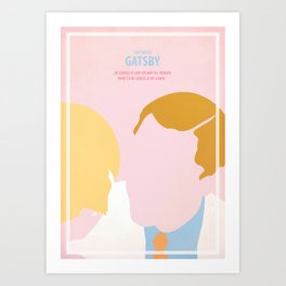 Gatsby Art Print
