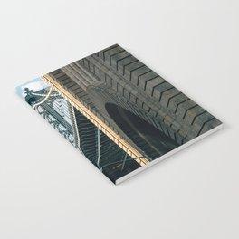 Manhattan Bridge Notebook