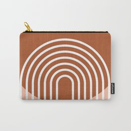 Mid Century Modern Geometric 2 Carry-All Pouch