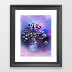 the other bouquet -2- Framed Art Print