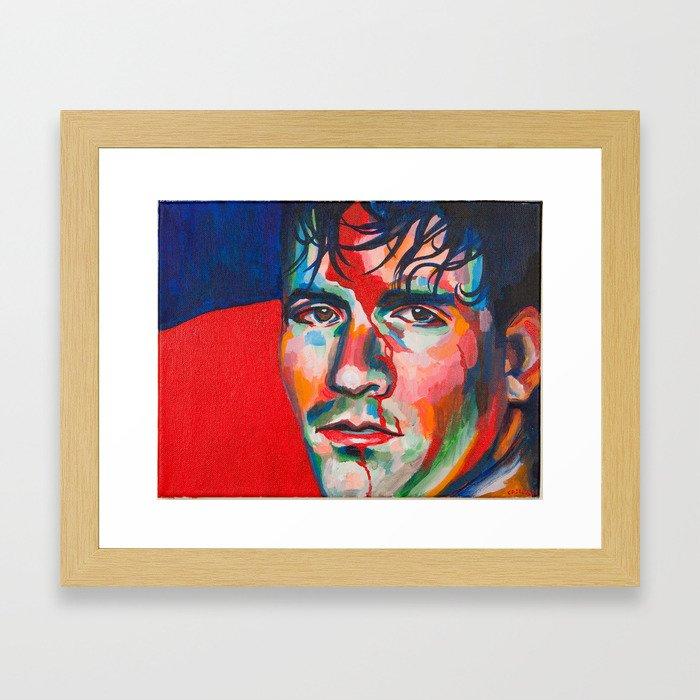Bachelor Framed Art Print