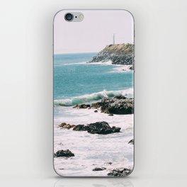 Highway 101 California iPhone Skin
