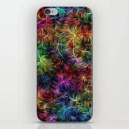 Rainbow Weaving iPhone Skin