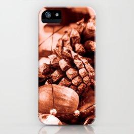 Tempore autumni iPhone Case