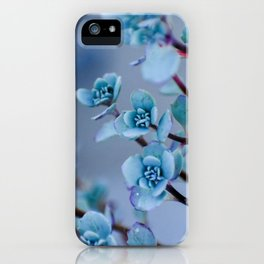 Stonecrop Succulent iPhone Case