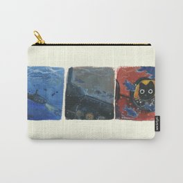 submarine Carry-All Pouch