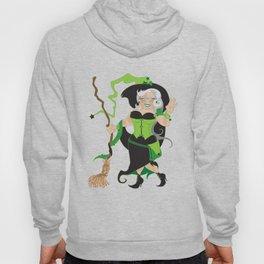 Granny Hex (Green) Hoody