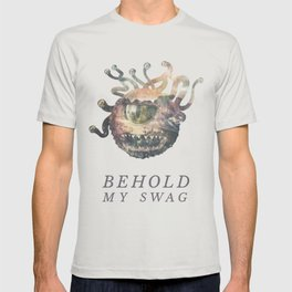 Beholder (Typography) T-shirt