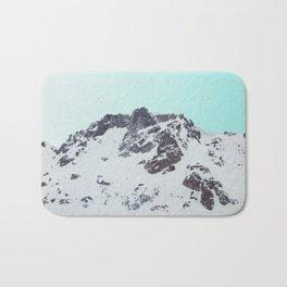 Canadian mountain scene #society6 #decor #buyart Bath Mat
