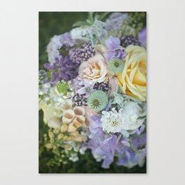 Springtime Pastels Canvas Print