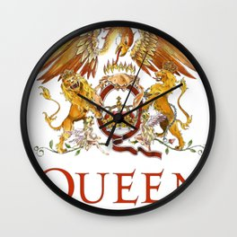 Queen - Bohemian Rhapsody Wall Clock