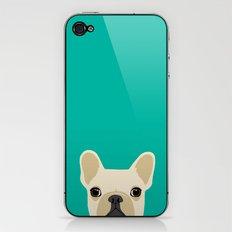 French Bulldog iPhone & iPod Skin
