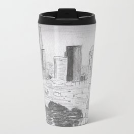 L.A. by way of Griffith Travel Mug