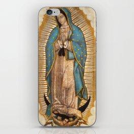 Virgin Guadalupe iPhone Skin