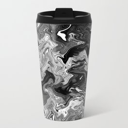 Muddled Three Metal Travel Mug