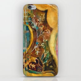 Gibson Hummingbird Acoustic Guitar iPhone Skin